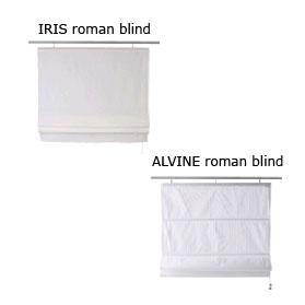 Ikea iris roman blind