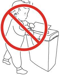 Paper shredder NO