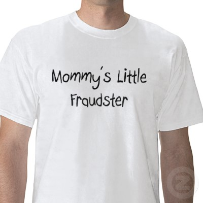 Mommy's fraudster