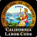 California labor code 001